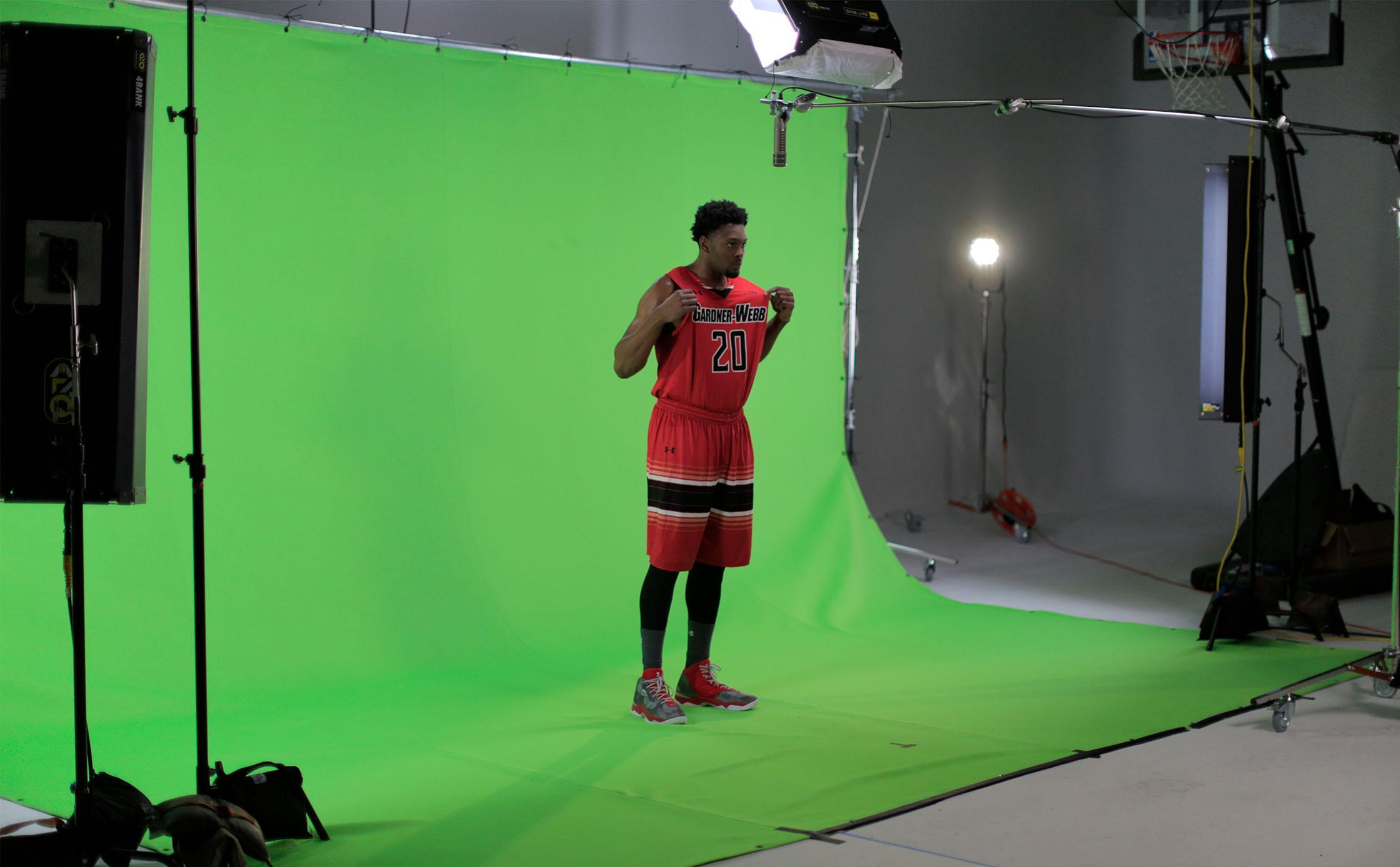 Big South Conference Shoot Hosted in TA Films Studios