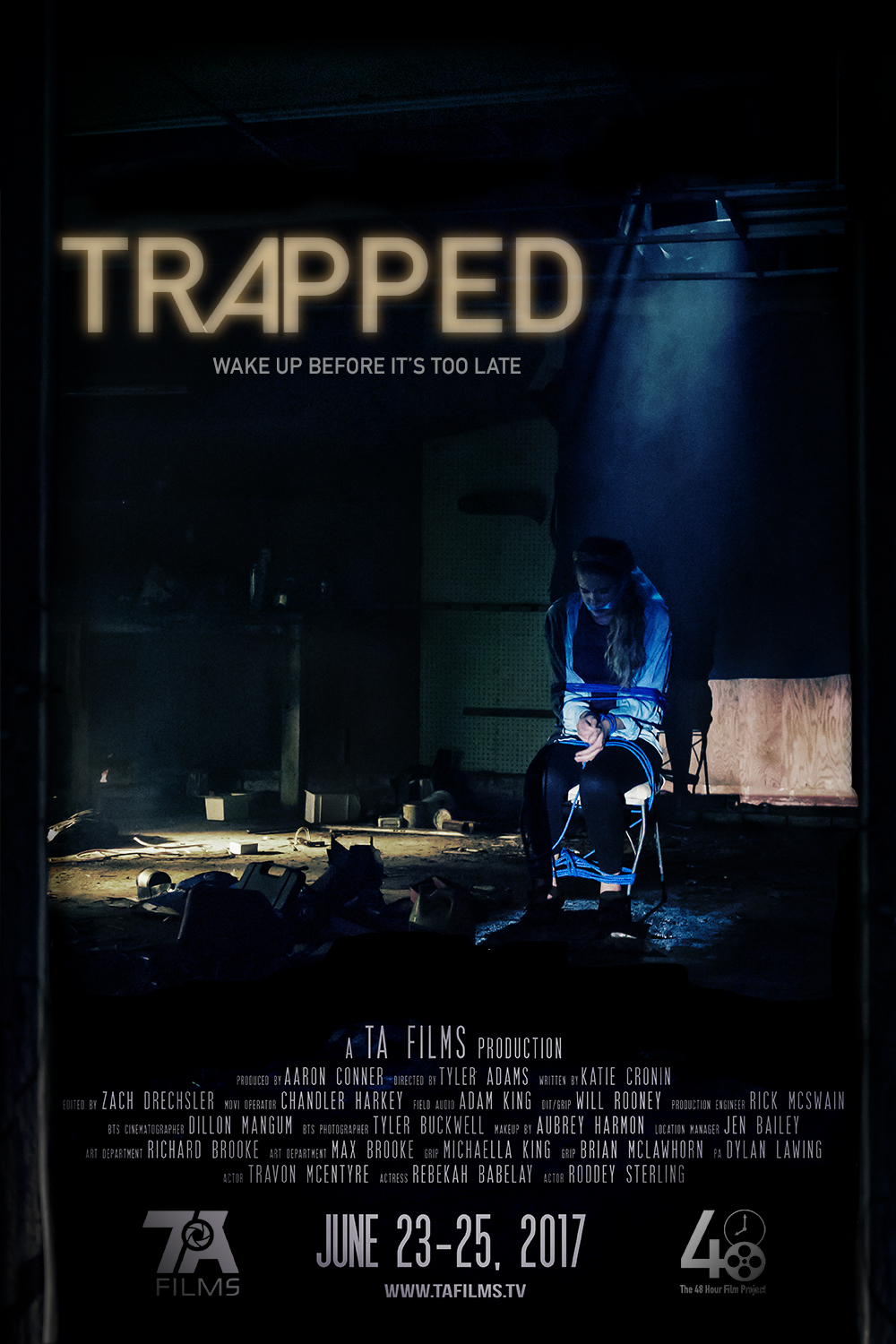 48 Hour Film Festival: Trapped